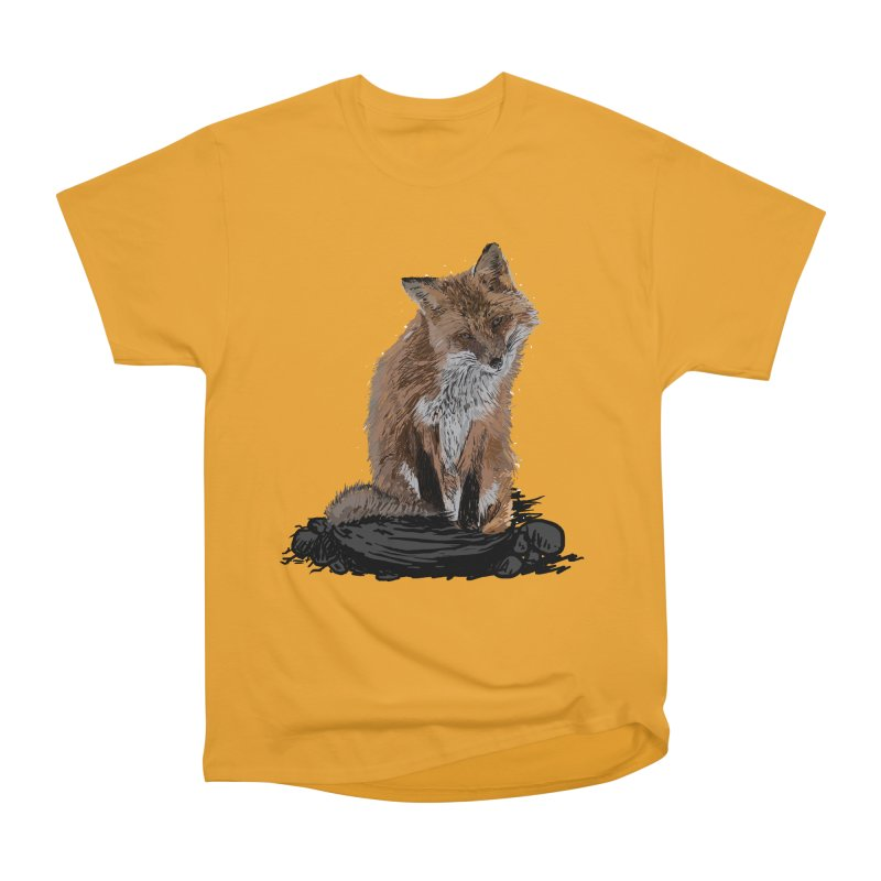 wolves Men's Classic T-Shirt by gupikus's Artist Shop