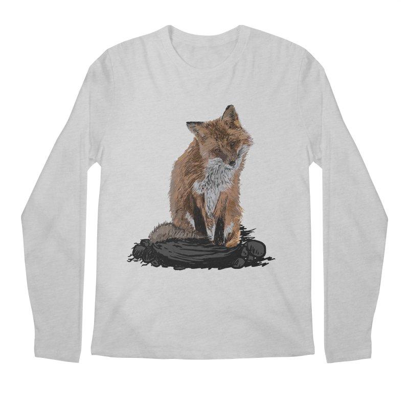 wolves Men's Longsleeve T-Shirt by gupikus's Artist Shop