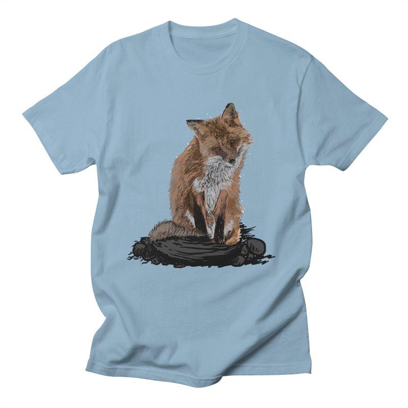 wolves Men's T-Shirt by gupikus's Artist Shop