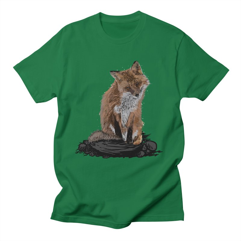 wolves Men's Regular T-Shirt by gupikus's Artist Shop