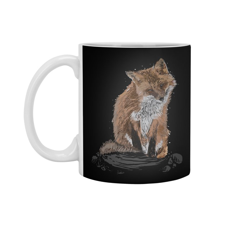 wolves Accessories Standard Mug by gupikus's Artist Shop