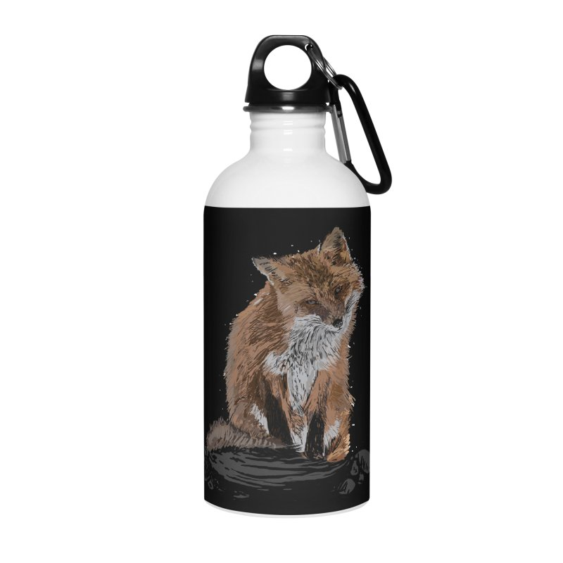 wolves Accessories Water Bottle by gupikus's Artist Shop