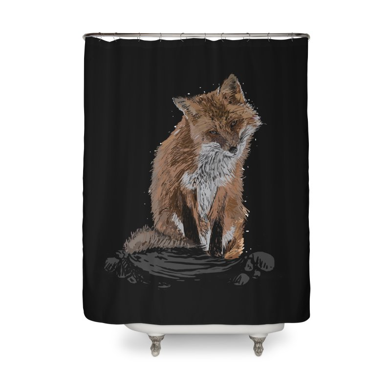 wolves Home Shower Curtain by gupikus's Artist Shop