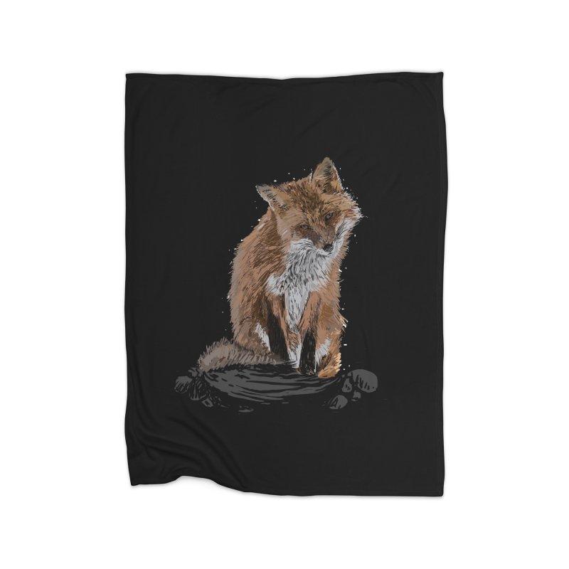 wolves Home Blanket by gupikus's Artist Shop