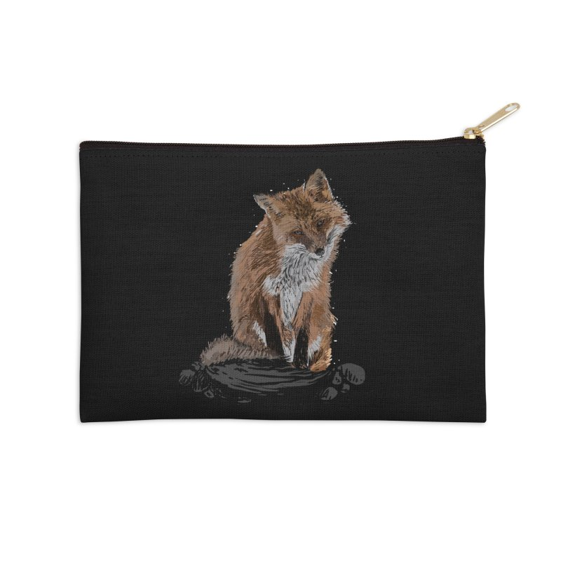 wolves Accessories Zip Pouch by gupikus's Artist Shop