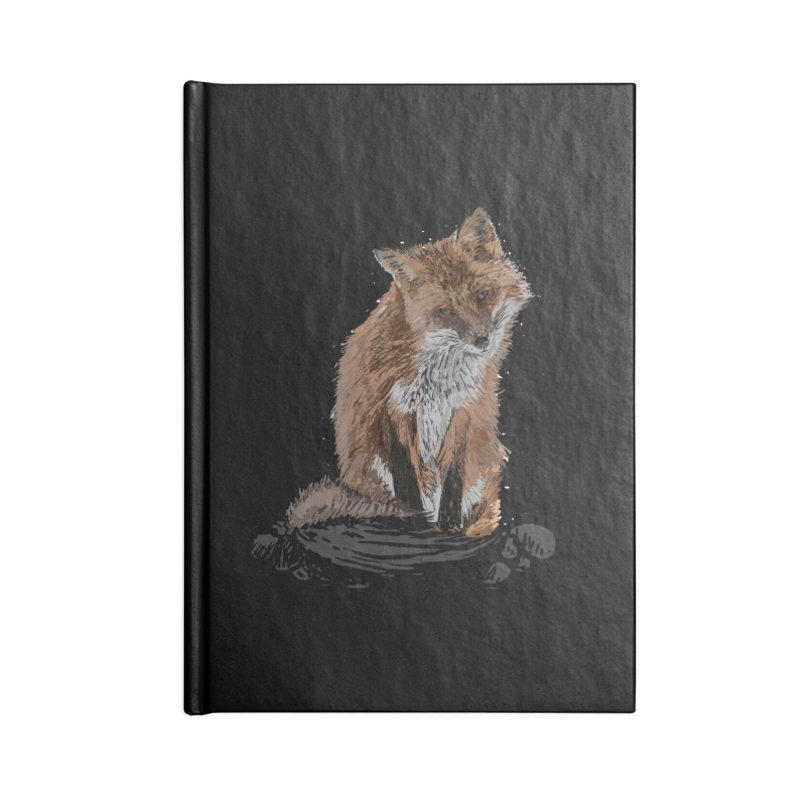 wolves Accessories Lined Journal Notebook by gupikus's Artist Shop
