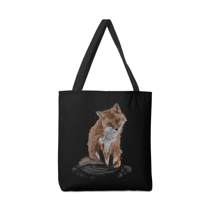 wolves Accessories Bag by gupikus's Artist Shop