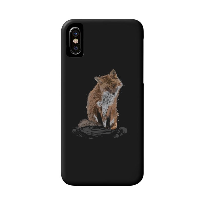 wolves Accessories Phone Case by gupikus's Artist Shop