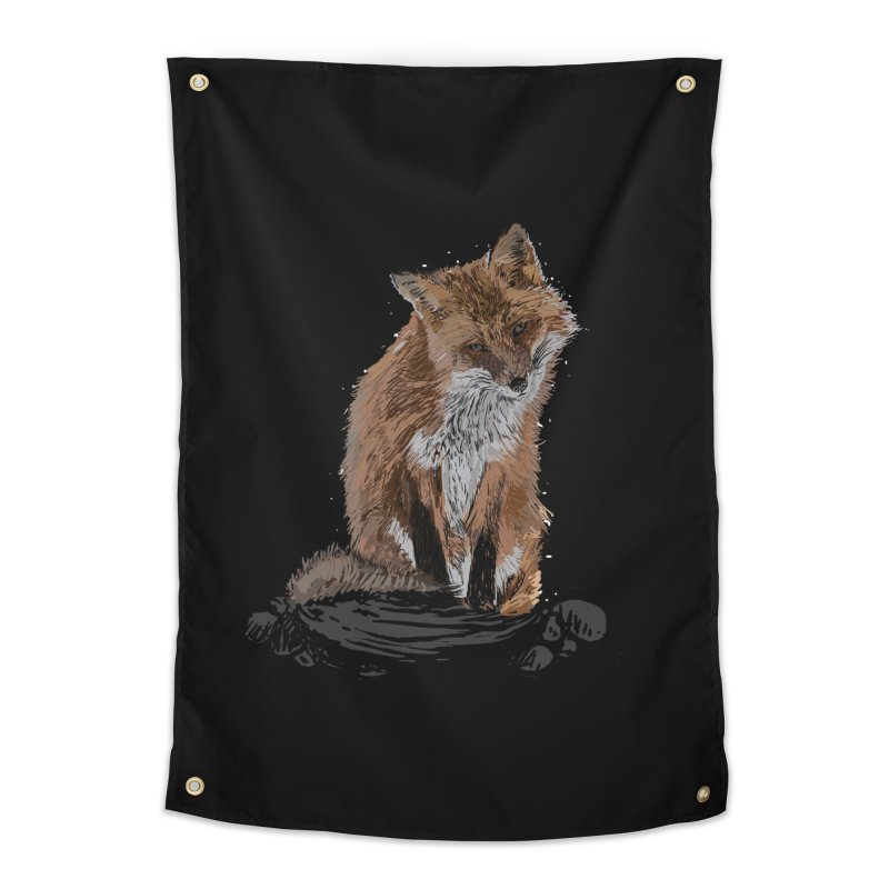 wolves Home Tapestry by gupikus's Artist Shop