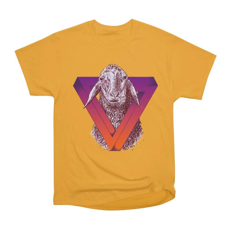 goat Women's Classic Unisex T-Shirt by gupikus's Artist Shop