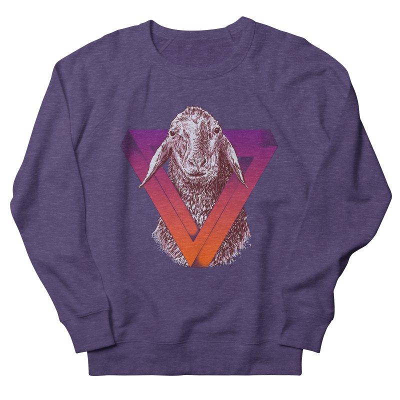 goat Women's Sweatshirt by gupikus's Artist Shop