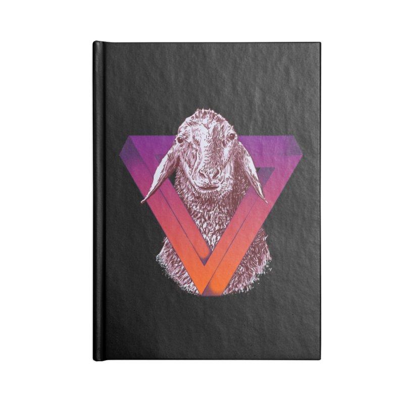 goat Accessories Notebook by gupikus's Artist Shop