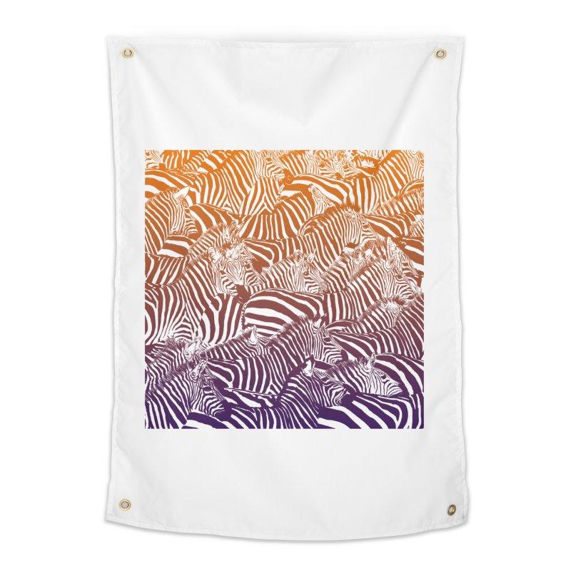 zebras Home Tapestry by gupikus's Artist Shop