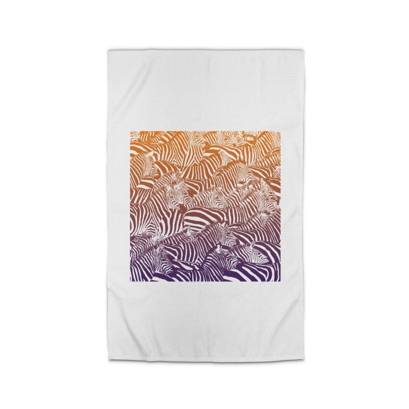 zebras Home Rug by gupikus's Artist Shop