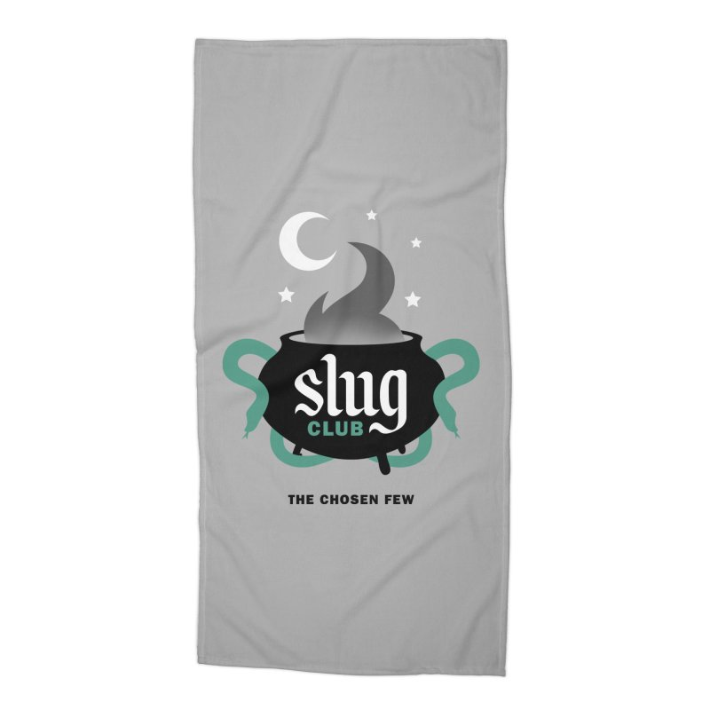 Slug Club Accessories Beach Towel by Gurven Designs