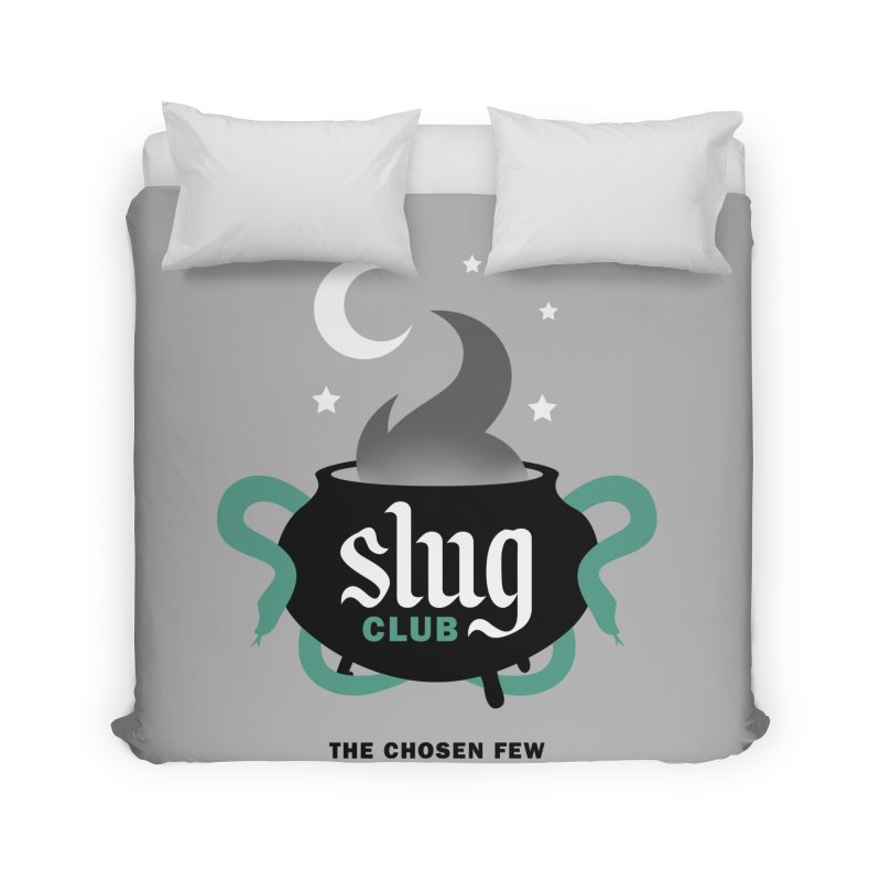 Slug Club Home Duvet by Gurven Designs