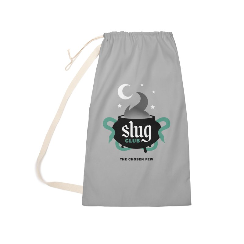 Slug Club Accessories Laundry Bag Bag by Gurven Designs