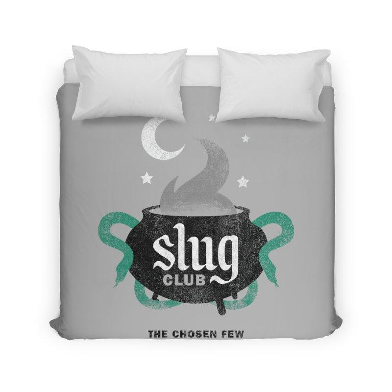 Slug Club Home Duvet by Gurven Designs
