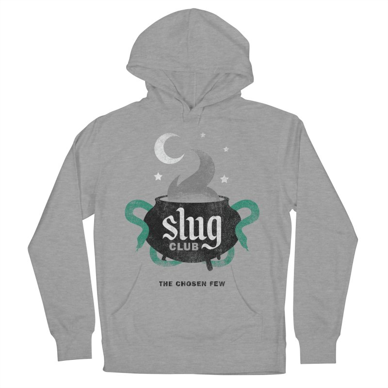 Slug Club Men's Pullover Hoody by Gurven Designs