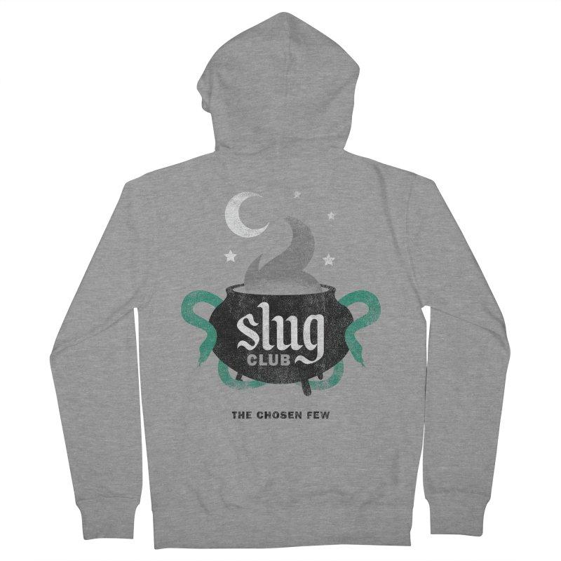 Slug Club Women's Zip-Up Hoody by Gurven Designs