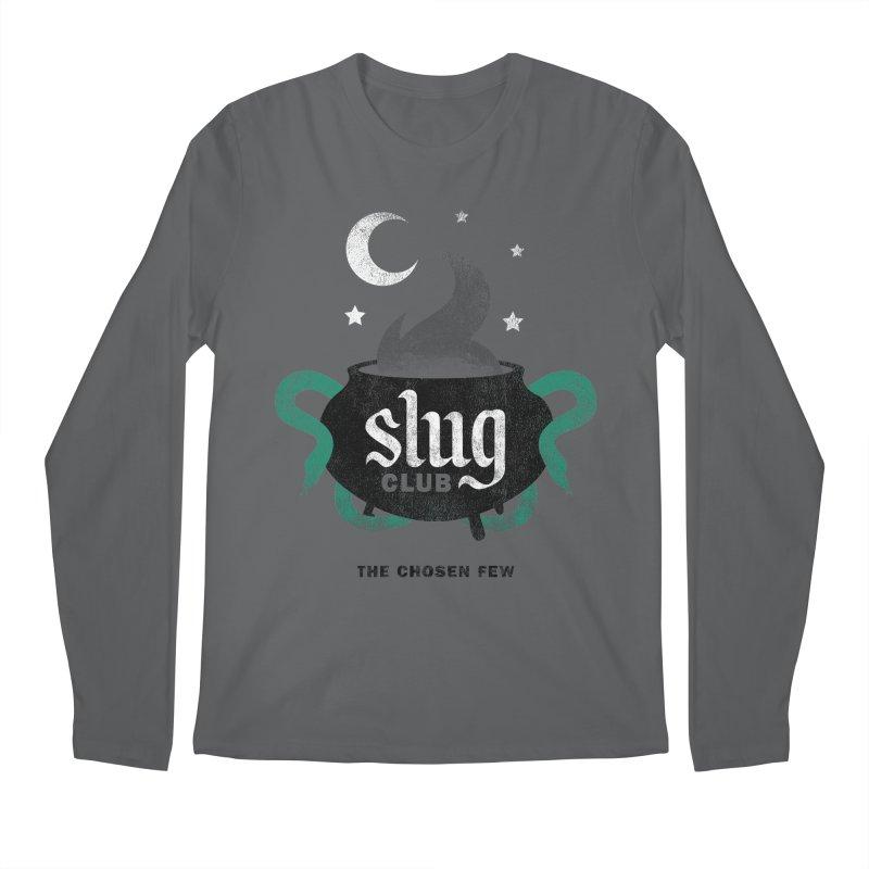 Slug Club Men's Longsleeve T-Shirt by Gurven Designs