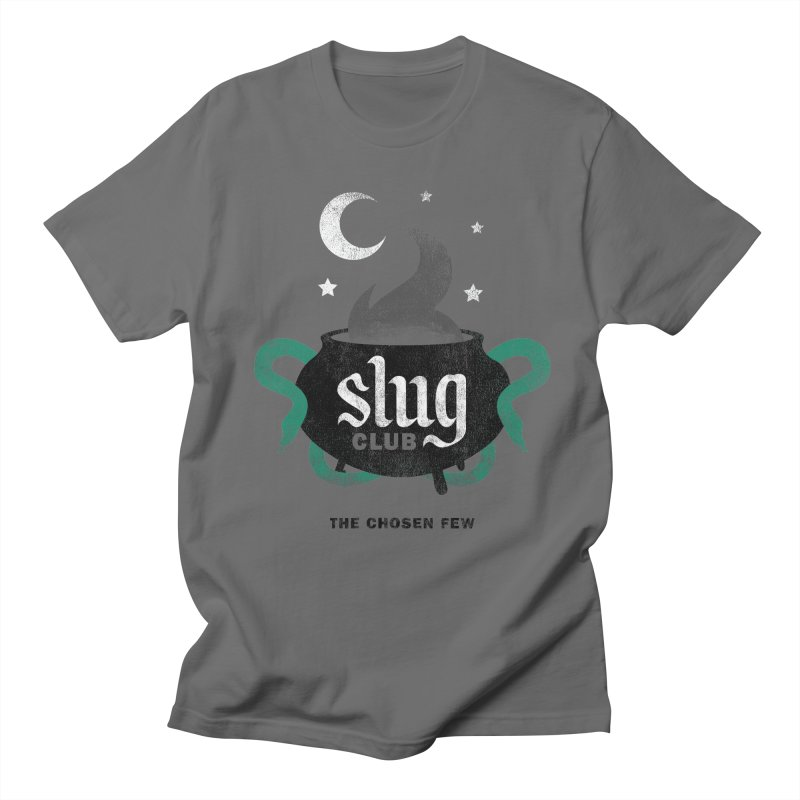 Slug Club Women's Unisex T-Shirt by Gurven Designs