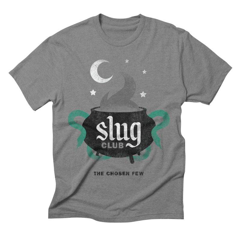 Slug Club Men's Triblend T-shirt by Gurven Designs