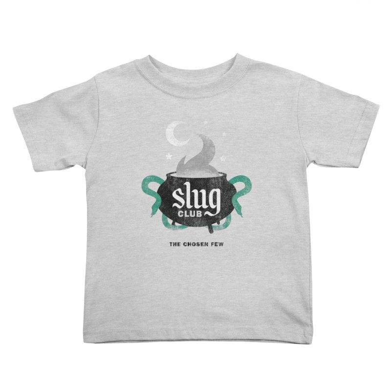 Slug Club Kids Toddler T-Shirt by Gurven Designs