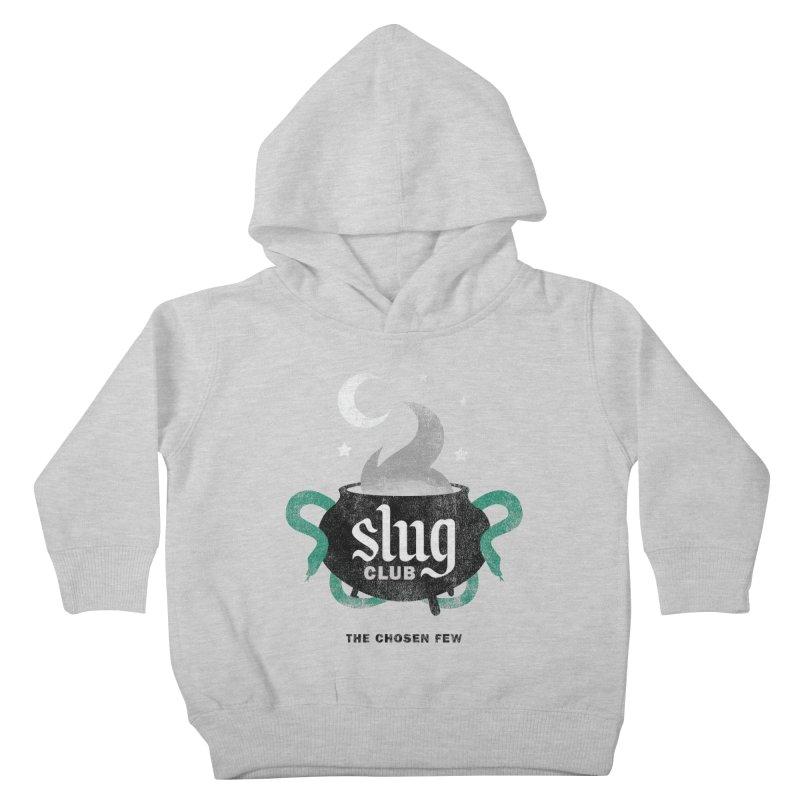 Slug Club Kids Toddler Pullover Hoody by Gurven Designs