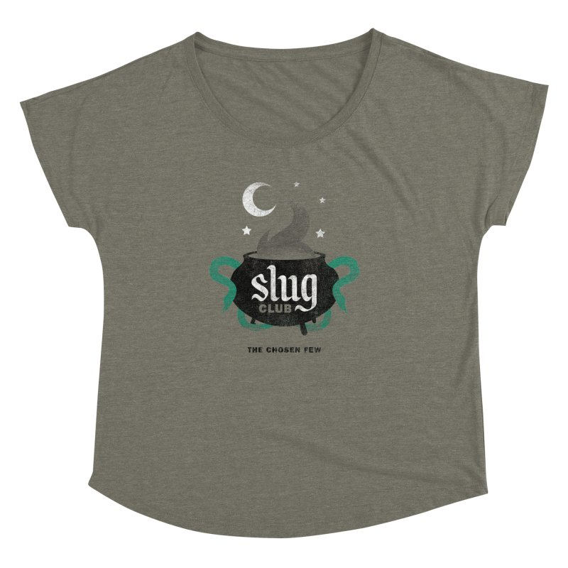 Slug Club Women's Dolman by Gurven Designs