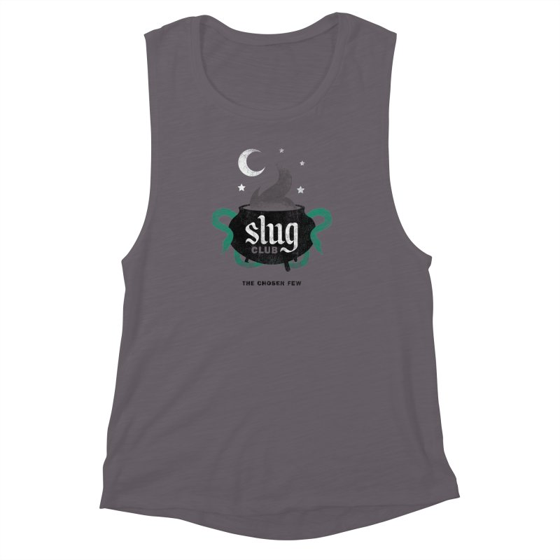 Slug Club Women's Muscle Tank by Gurven Designs