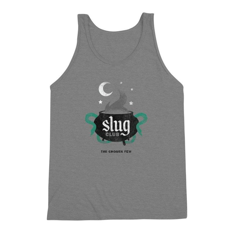 Slug Club Men's Triblend Tank by Gurven Designs