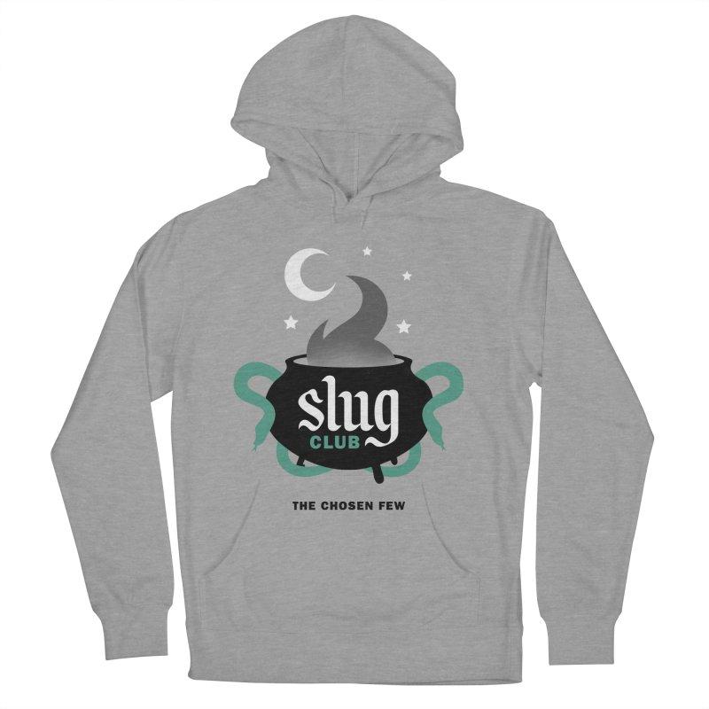 Slug Club Men's Pullover Hoody by Gurven Designs