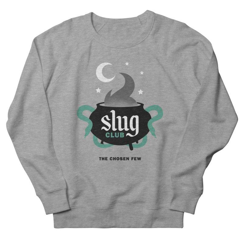 Slug Club Men's Sweatshirt by Gurven Designs