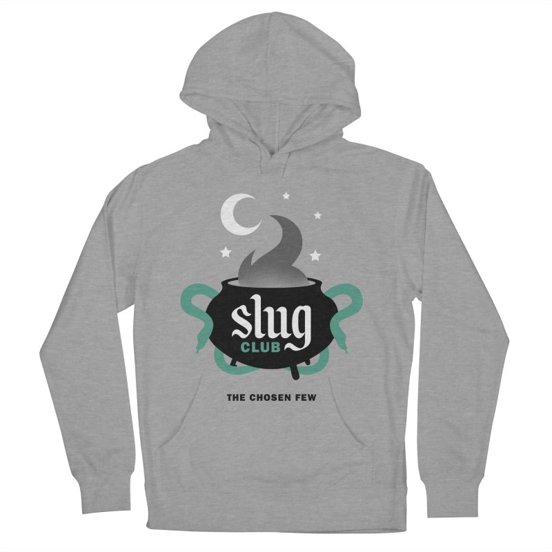 Slug Club Men's French Terry Pullover Hoody by Gurven Designs