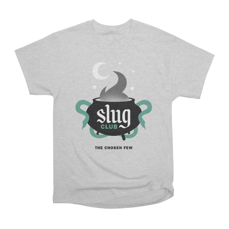 Slug Club Women's Heavyweight Unisex T-Shirt by Gurven Designs