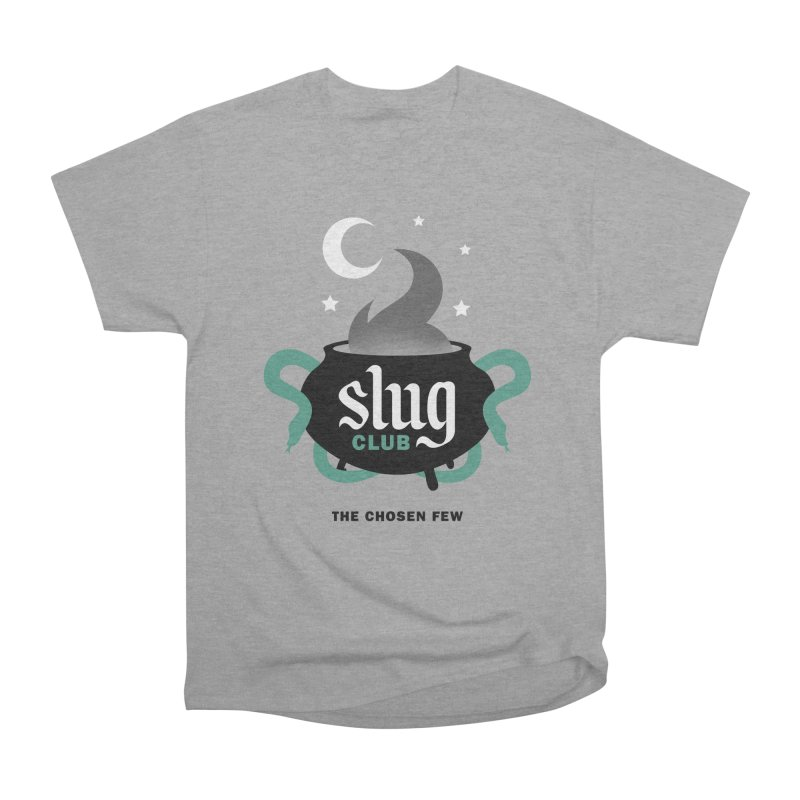 Slug Club Men's Heavyweight T-Shirt by Gurven Designs