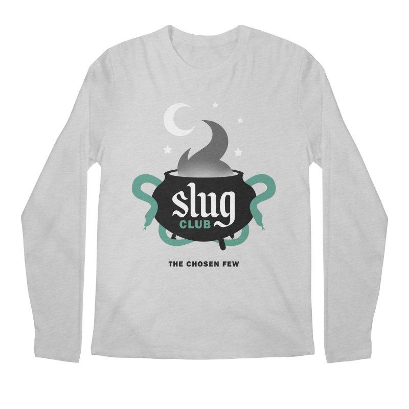 Slug Club Men's Regular Longsleeve T-Shirt by Gurven Designs
