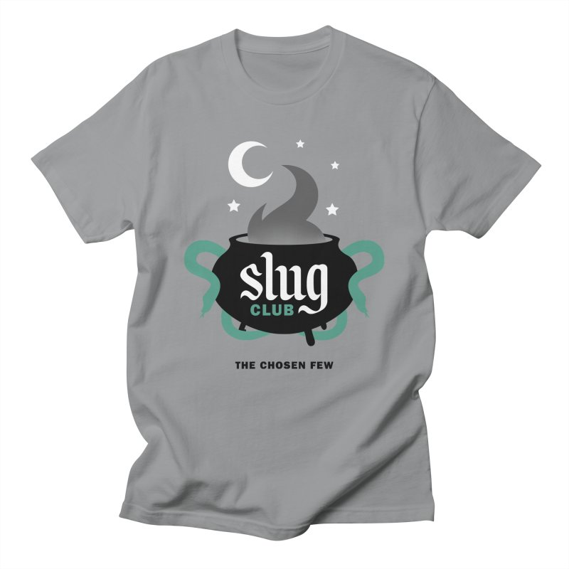Slug Club Women's Unisex T-Shirt by Gurven Designs