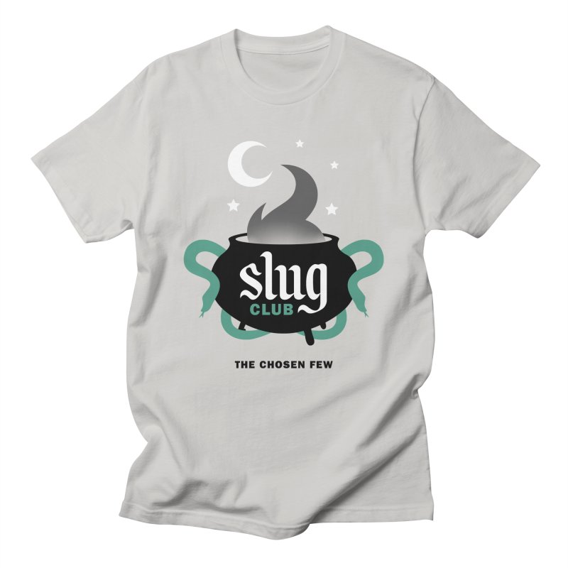 Slug Club Men's Regular T-Shirt by Gurven Designs