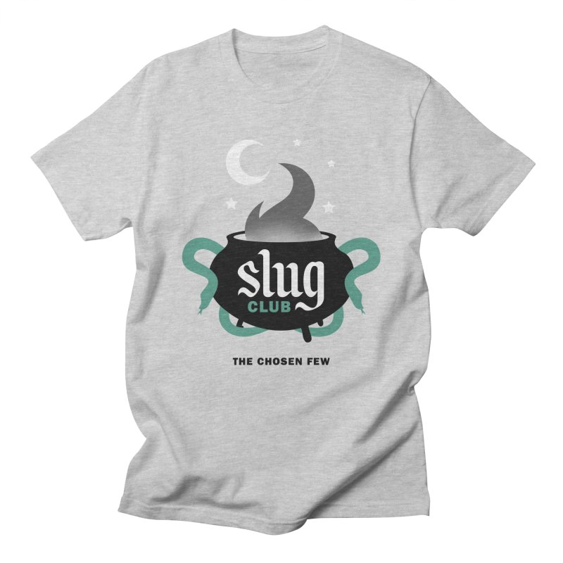 Slug Club Women's Regular Unisex T-Shirt by Gurven Designs
