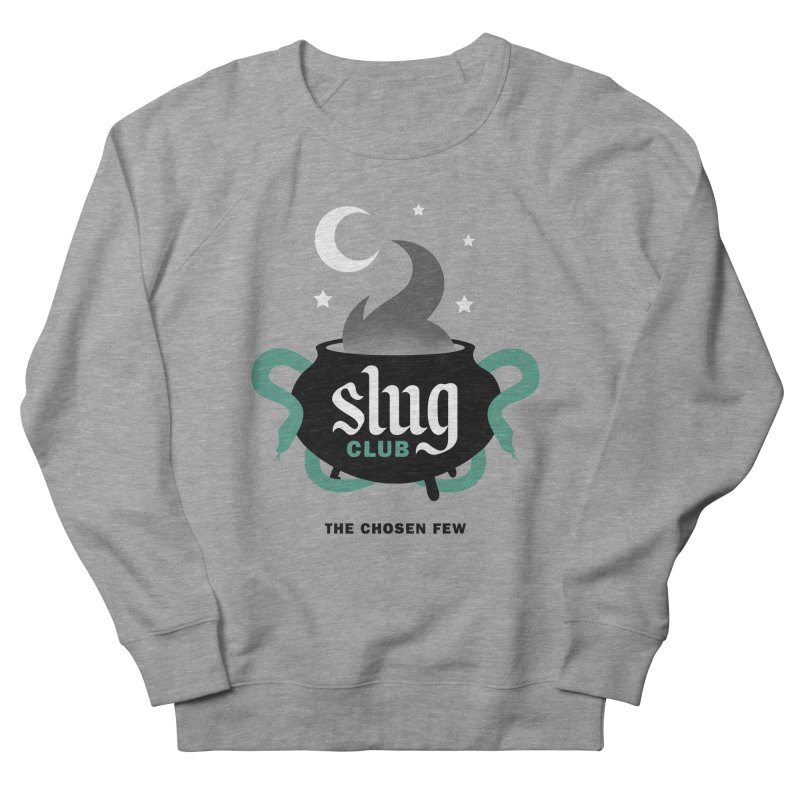 Slug Club Women's French Terry Sweatshirt by Gurven Designs