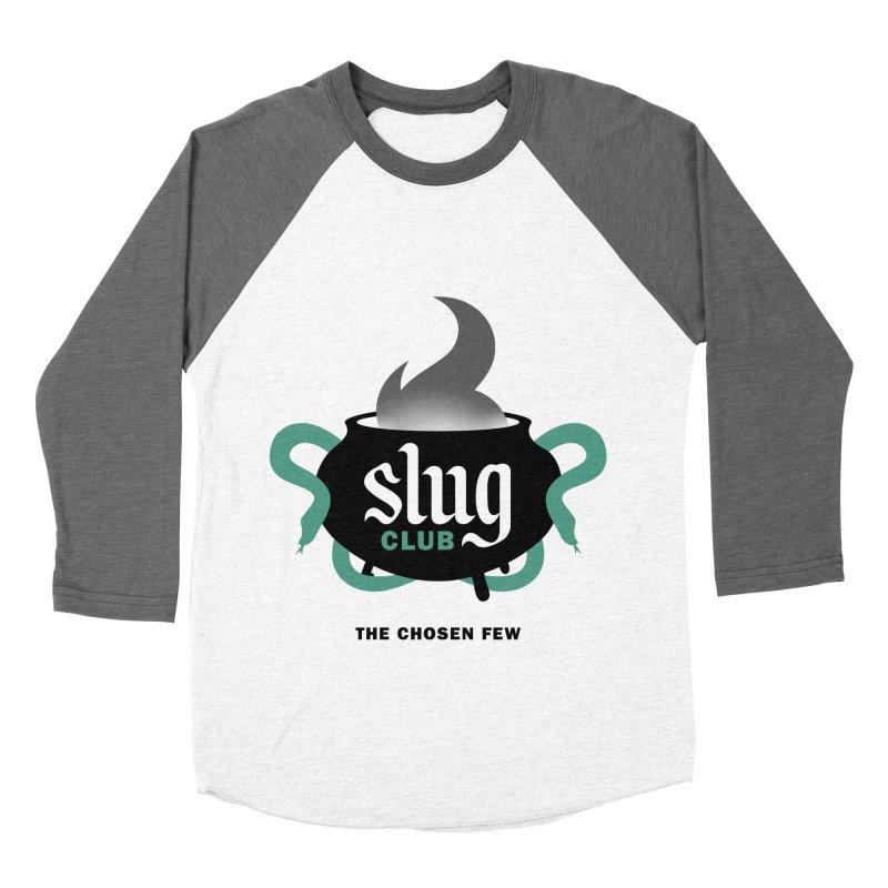 Slug Club Women's Baseball Triblend Longsleeve T-Shirt by Gurven Designs