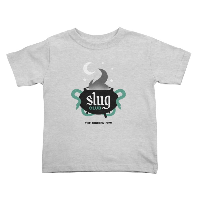 Slug Club Kids Toddler T-Shirt by Gurven Designs