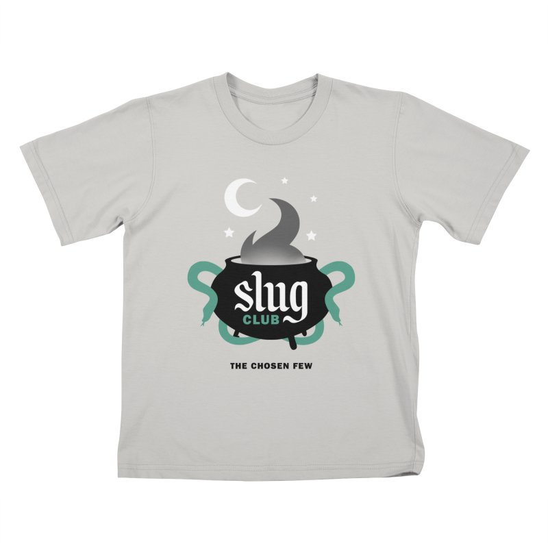 Slug Club Kids T-Shirt by Gurven Designs
