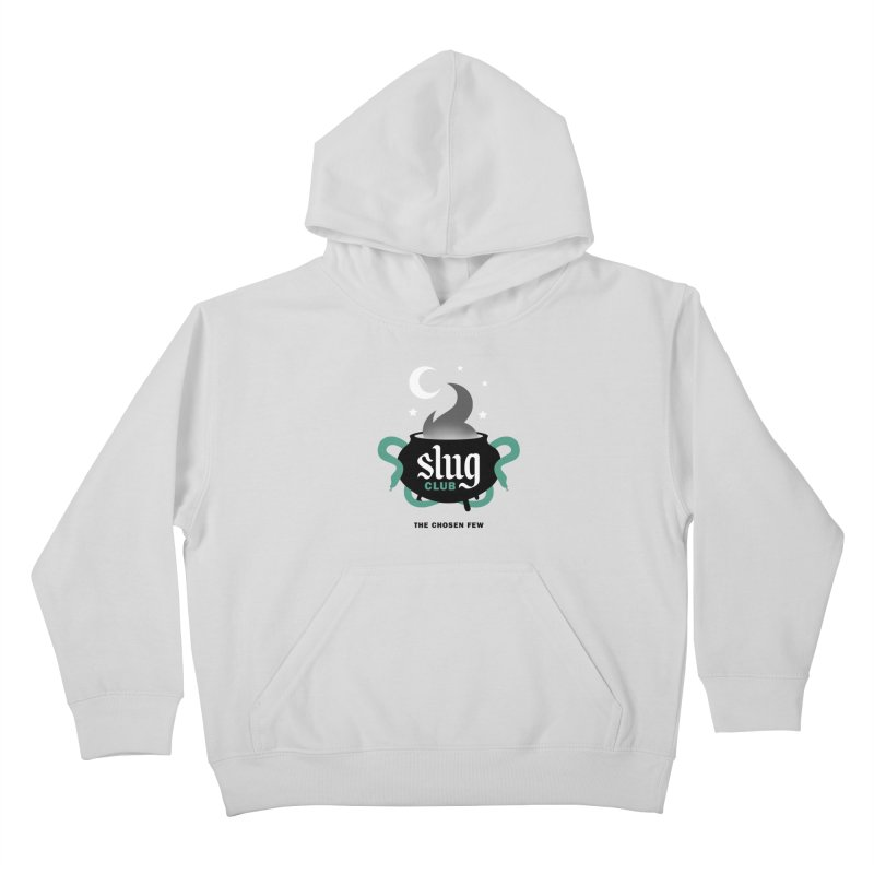 Slug Club Kids Pullover Hoody by Gurven Designs
