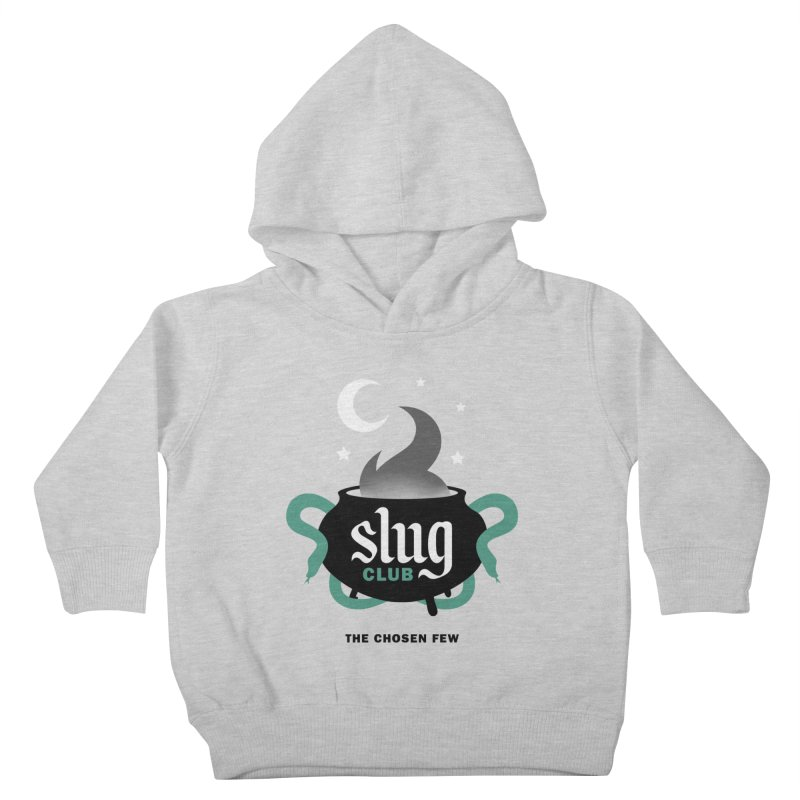Slug Club Kids Toddler Pullover Hoody by Gurven Designs