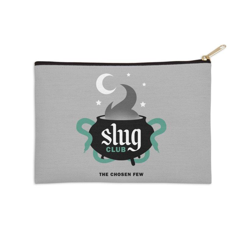 Slug Club Accessories Zip Pouch by Gurven Designs