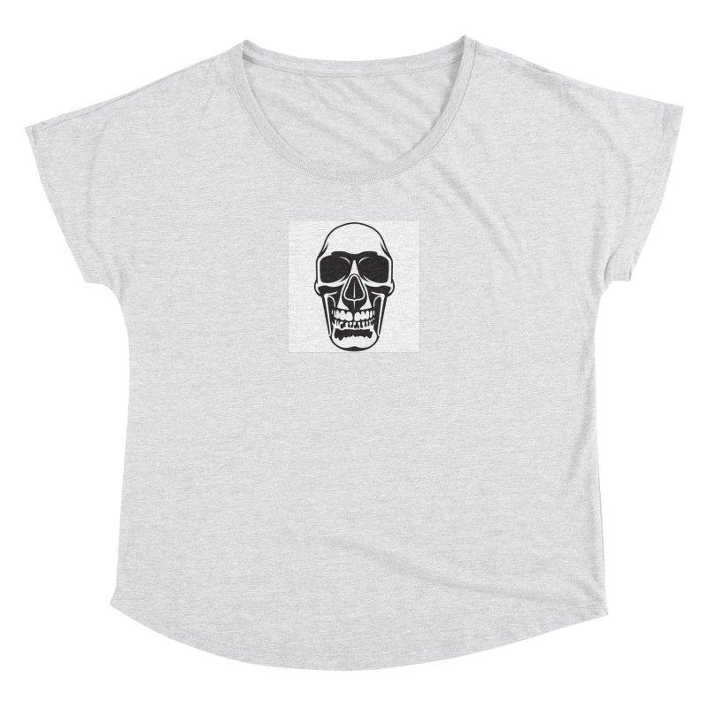 Human skull Women's Dolman by guy's Artist Shop