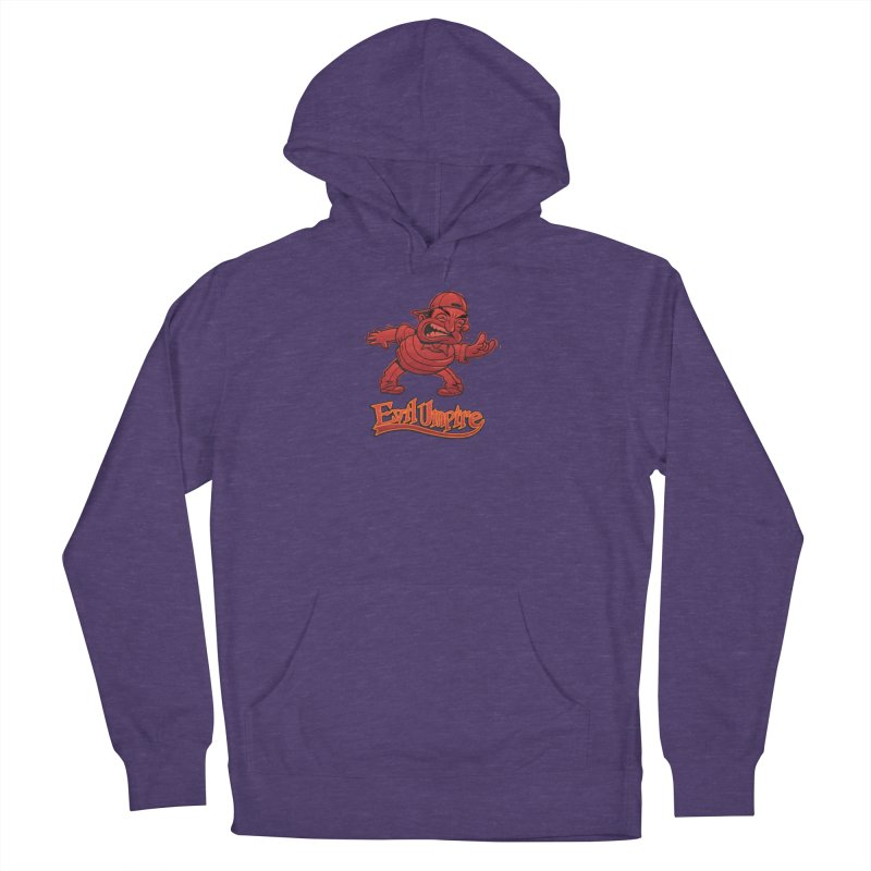 Evil Umpire Women's Pullover Hoody by guy's Artist Shop
